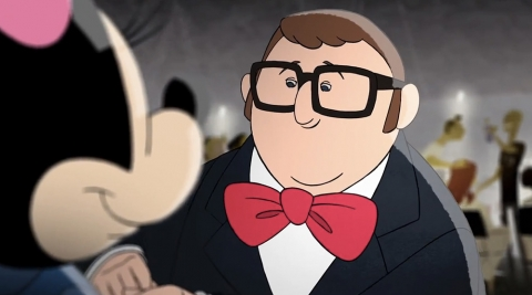 Fashion's Biggest Names Get Animated for Barneys' Electric Holiday