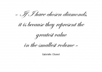 Chanel and the Diamond